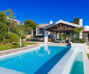 House   Marbella 12 persons - private pool p0