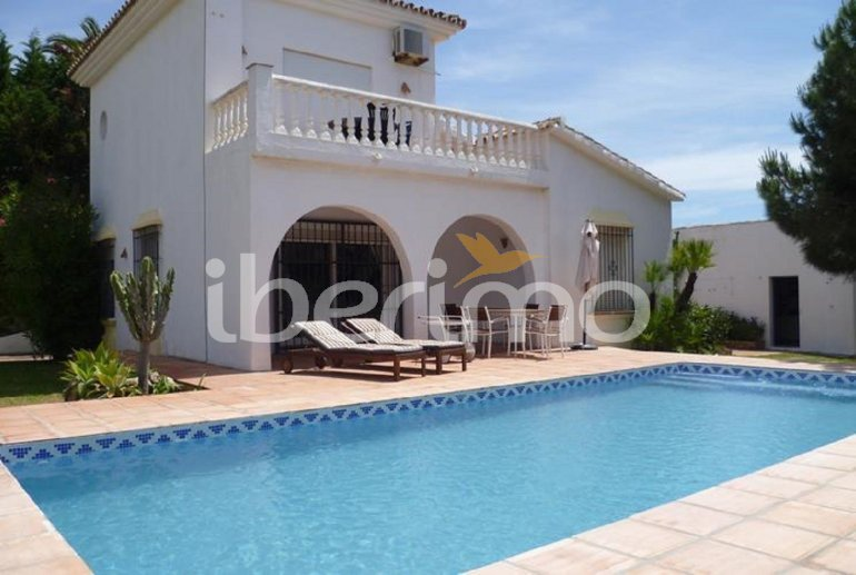 House   Marbella 6 persons - panoramic sea view p0