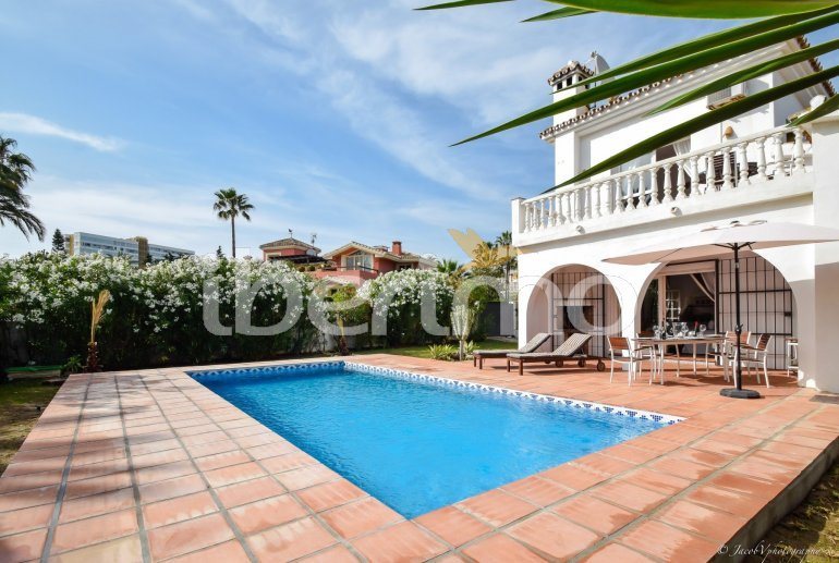 House   Marbella 6 persons - panoramic sea view p21