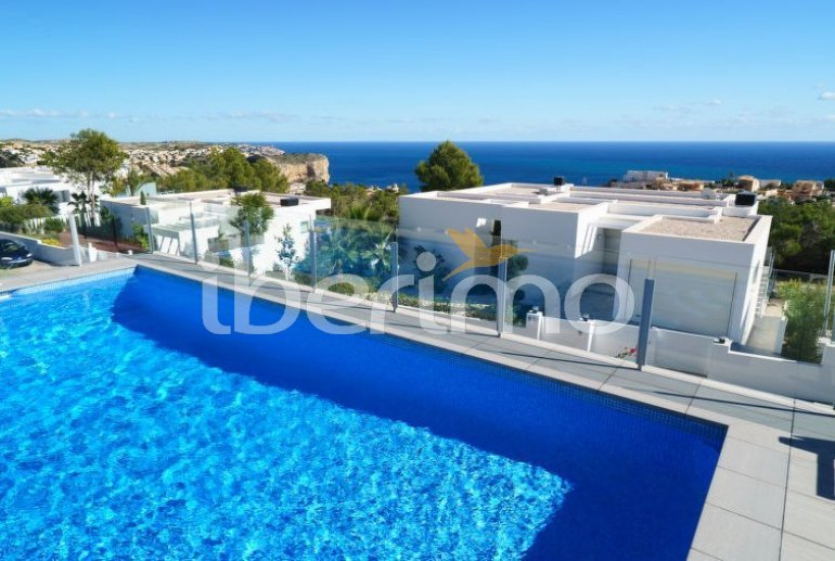 House   Moraira 4 persons - private pool p15