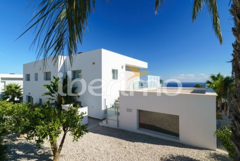 House   Moraira 4 persons - private pool p16