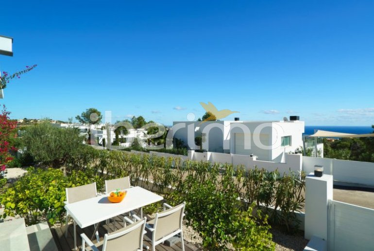House   Moraira 4 persons - private pool p18