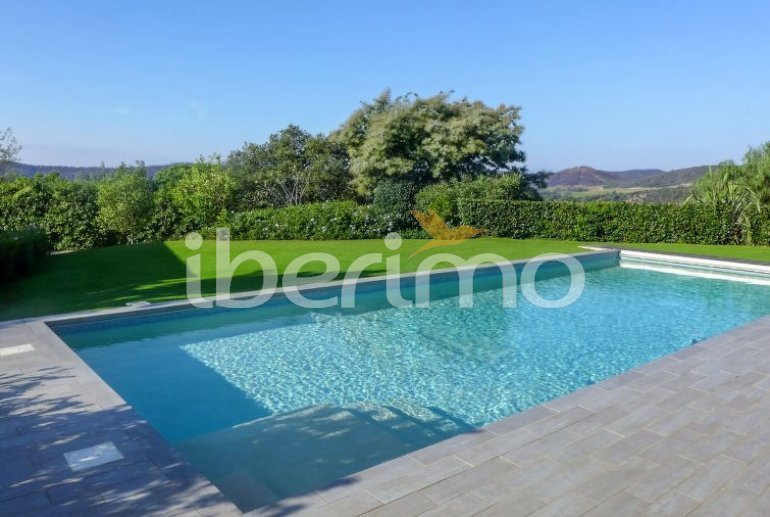 House   Bormes Les Mimosas 8 persons - private pool p0