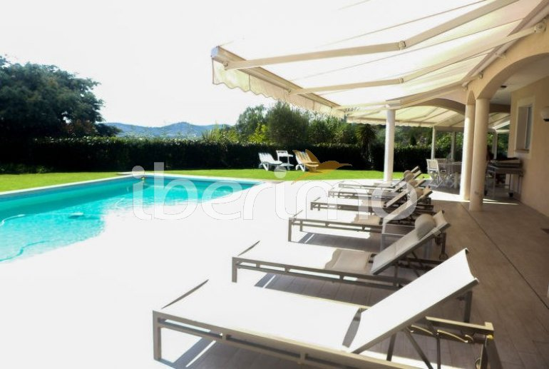 House   Bormes Les Mimosas 8 persons - private pool p3