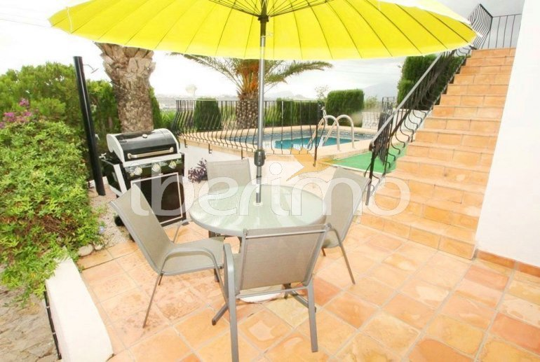 Villa  in Benissa  for 4 persons with private pool and air conditioning  p2