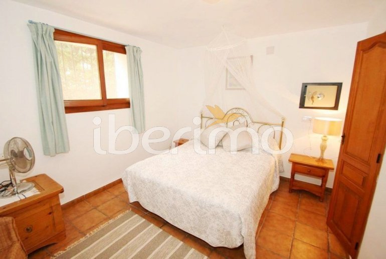 Villa  in Benissa  for 4 persons with private pool and air conditioning  p10