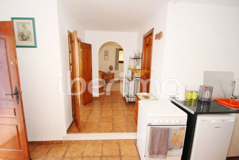 Villa  in Benissa  for 4 persons with private pool and air conditioning  p8