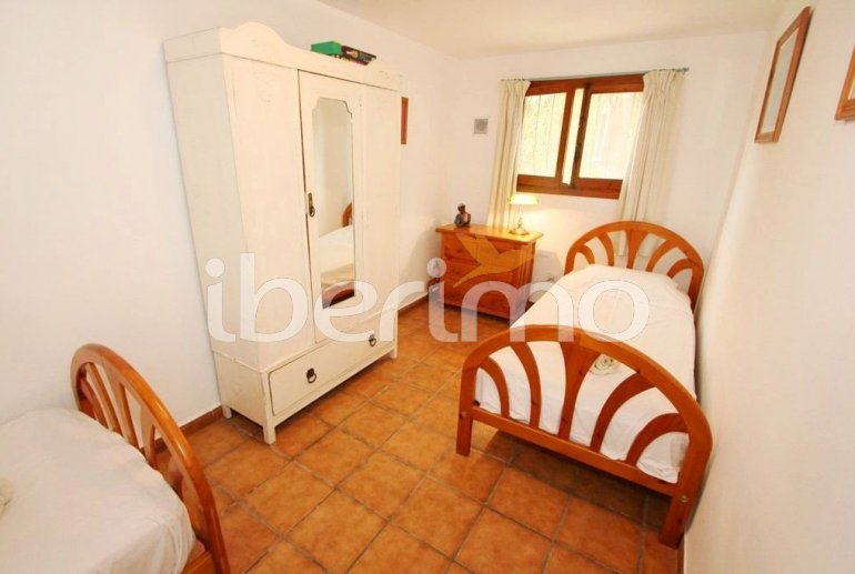 Villa  in Benissa  for 4 persons with private pool and air conditioning  p12