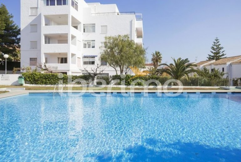 Flat   Alcoceber 6 persons - panoramic sea view p1