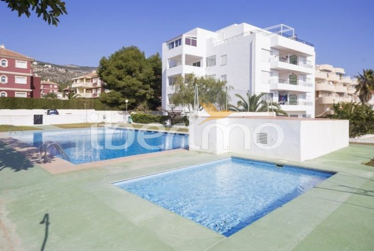 Flat   Alcoceber 6 persons - panoramic sea view p3