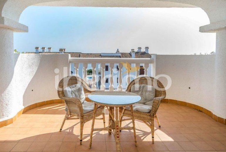 Flat   Alcoceber 6 persons - panoramic sea view p4