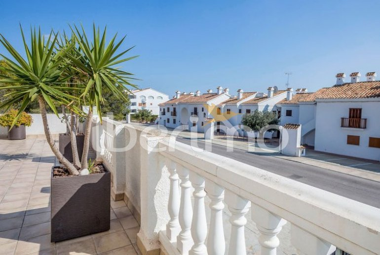 Flat   Alcoceber 6 persons - panoramic sea view p6
