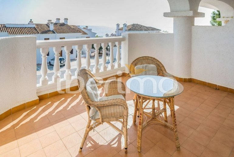 Flat   Alcoceber 6 persons - panoramic sea view p7