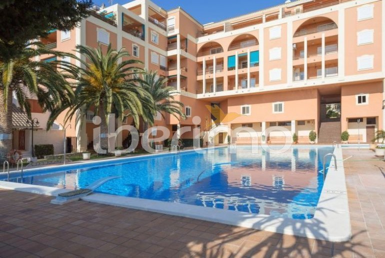 Flat   Alcoceber 5 persons - comunal pool p1