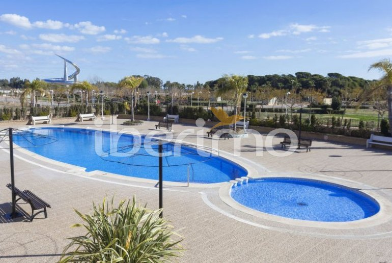 Flat   Oropesa del Mar 8 persons - comunal pool p1