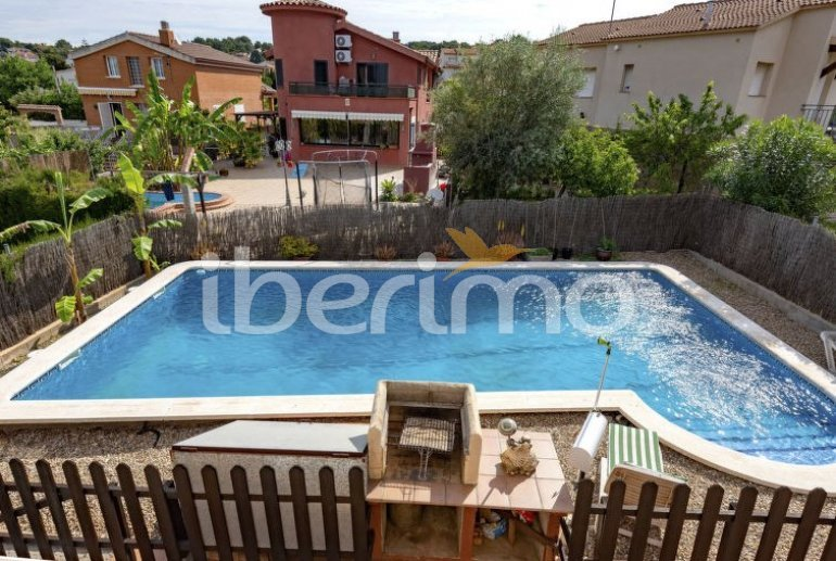 House   El Vendrell 9 persons - private pool p3