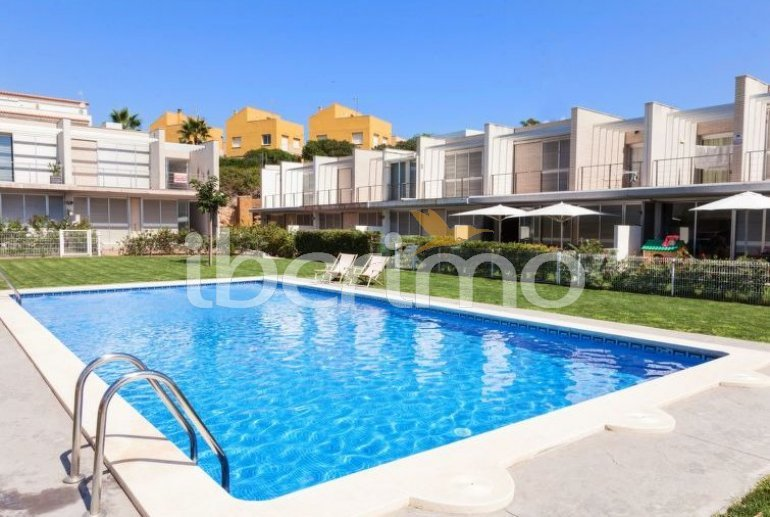 House   L'Ampolla 6 persons - comunal pool p3