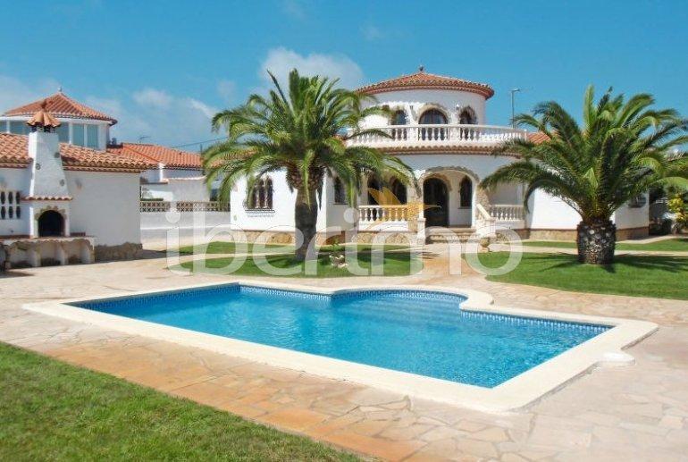 House   Miami Platja 6 persons - private pool p0