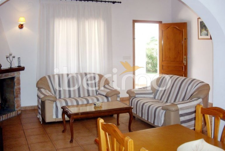House   Moraira 4 persons - private pool p4