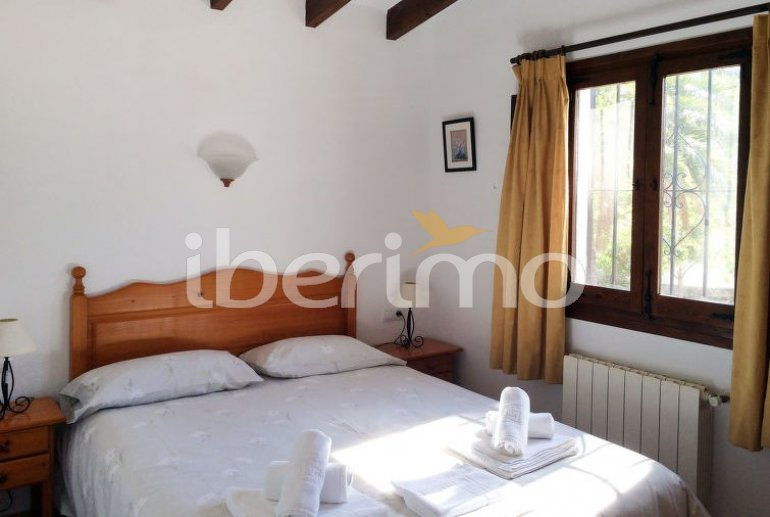 House   Moraira 4 persons - private pool p8