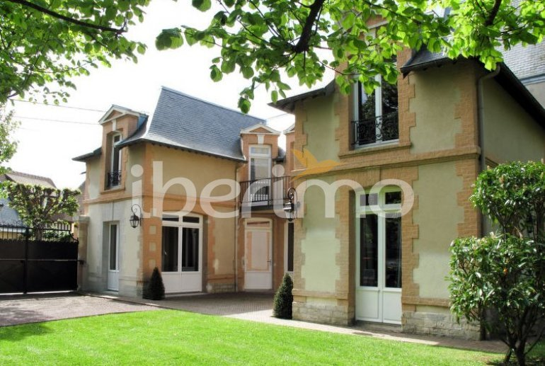 House   Cabourg 6 persons - dishwaher p0