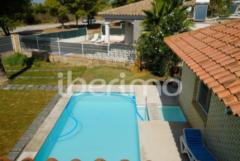 House   Deltebre  -  Riumar 8 persons - private pool p2