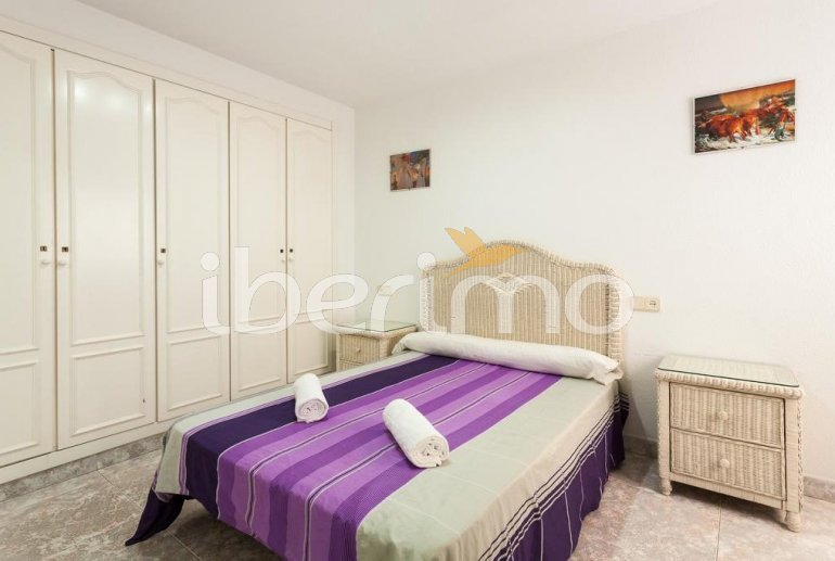 Flat  in Alcoceber  for 6 persons with shared pool, sea view and air conditioning  p6