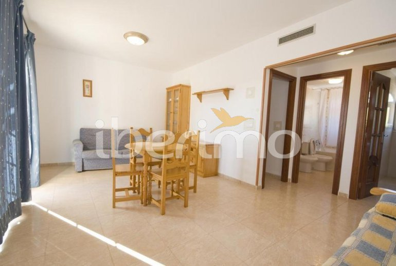 Flat  in Alcoceber  for 6 persons with shared pool, air conditioning and parking  p3