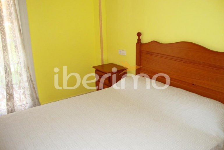 Flat  in Alcoceber  for 6 persons with shared pool, air conditioning and parking  p6