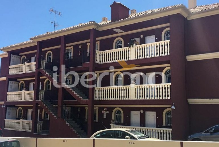 Flat  in Alcoceber  for 6 persons with shared pool, air conditioning and parking  p12