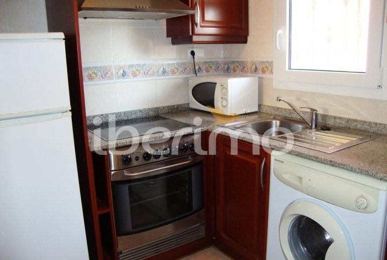 Flat  in Alcoceber  for 6 persons with shared pool, air conditioning and parking  p5