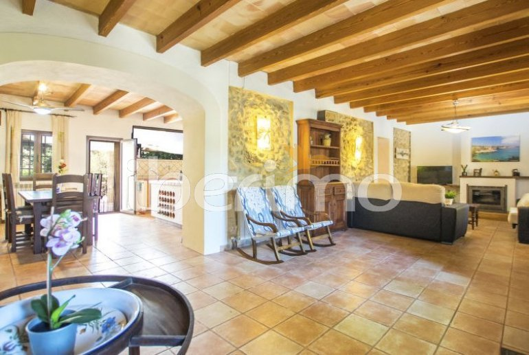 House   Búger 8 persons - private pool p1