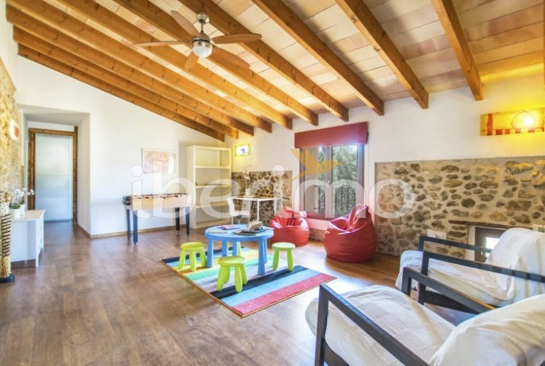 House   Búger 8 persons - private pool p6