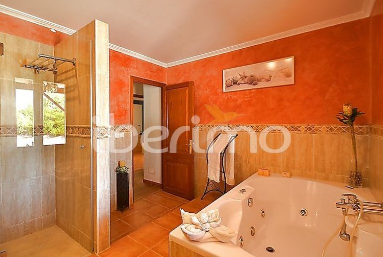 House   Búger 6 persons - private pool p1