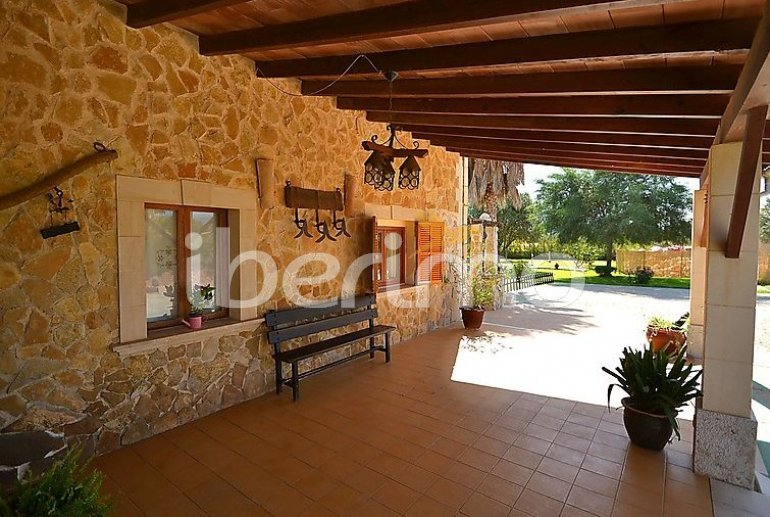 House   Búger 6 persons - private pool p2