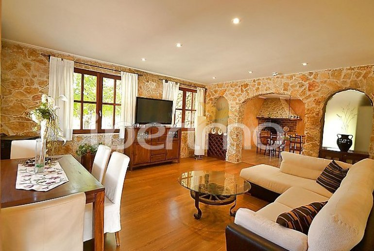 House   Búger 6 persons - private pool p3