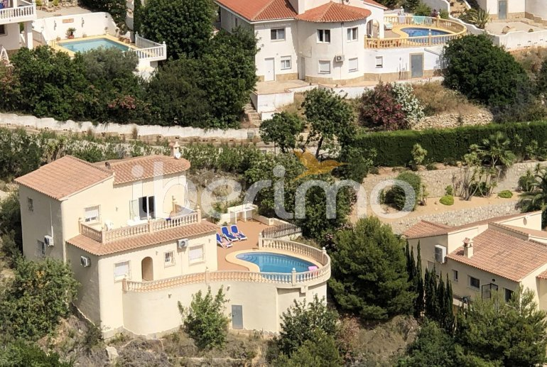 House   Benitachell 6 persons - private pool p21