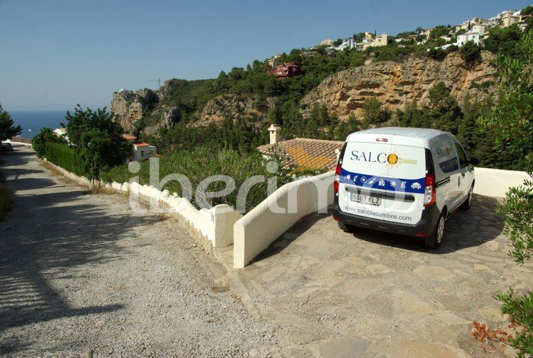 House   Benitachell 6 persons - private pool p22