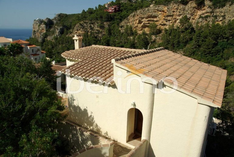 House   Benitachell 6 persons - private pool p20