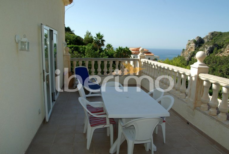 House   Benitachell 6 persons - private pool p7