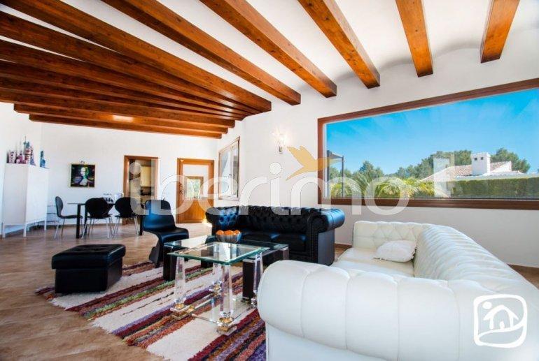 Villa  en Javea  para 9 personas con piscina privada, aire acondicionado e internet  p8