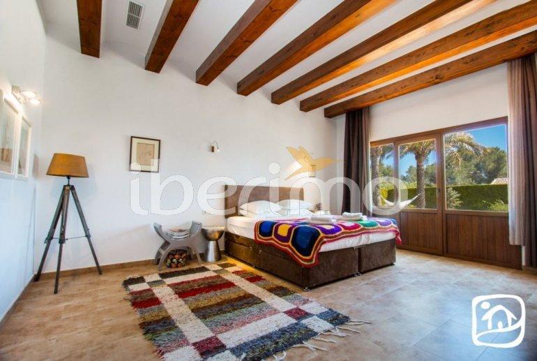 Villa  en Javea  para 9 personas con piscina privada, aire acondicionado e internet  p5