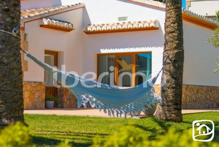 Villa  en Javea  para 9 personas con piscina privada, aire acondicionado e internet  p28
