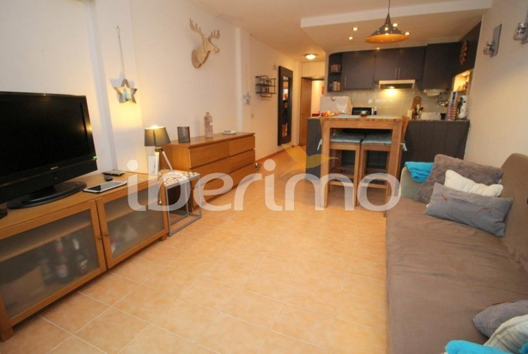 Flat  in L'Escala  for 4 people with communal pool, air conditioning and near sea  p7