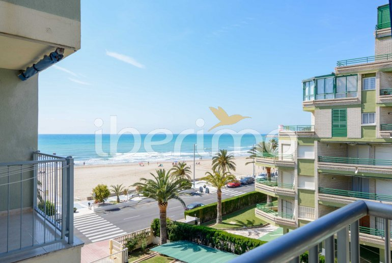 Apartment  in Oropesa del Mar  for 6 people with communal pool, parking and near sea  p6