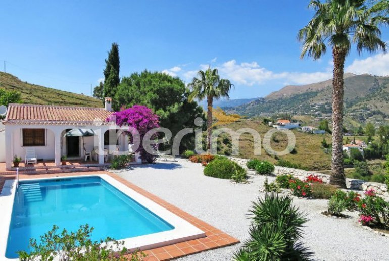 House   Competa 4 persons - private pool p0