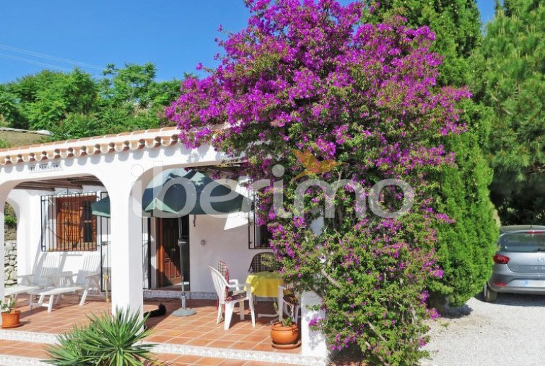 House   Competa 4 persons - private pool p1
