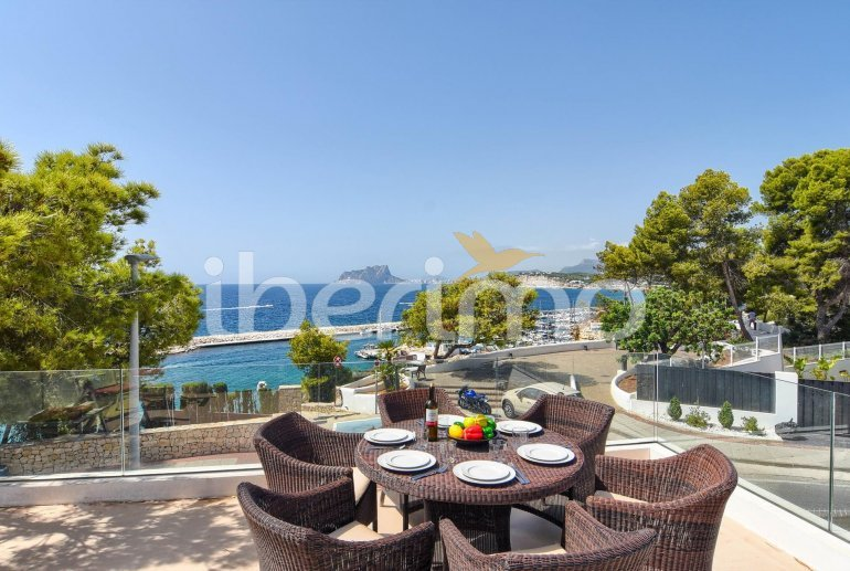House   Moraira 6 persons - dishwaher p10