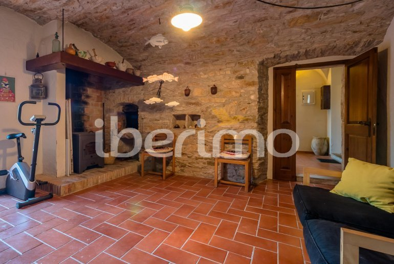 House  in Begur  for 6 people with parking in the property  p4