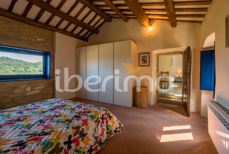 House  in Begur  for 6 people with parking in the property  p13